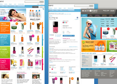 beautipoint e-commerce
